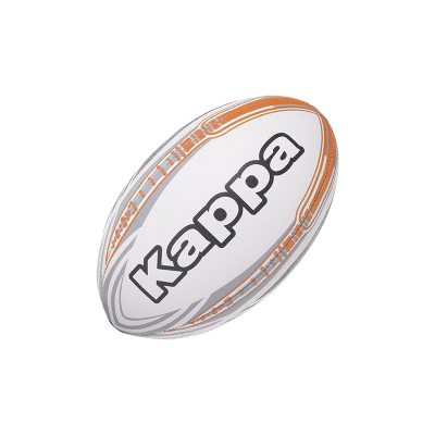 KAPPA4RUGBY MARCO - WHITE/ ORANGE / GREY