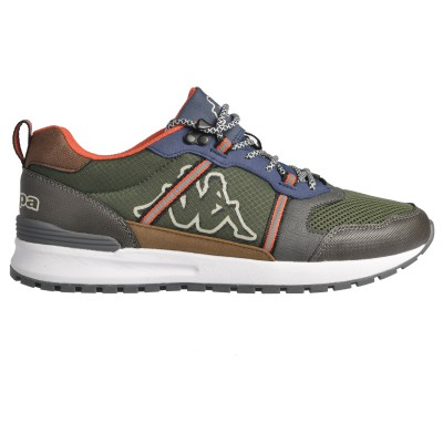 Lino green shoes for men