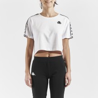 Apua white t-shirt for women