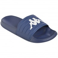 Matese blue unisex sliders