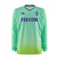 Kombat AS Monaco Goalkeeper Home 19/20 Kid's Jersey