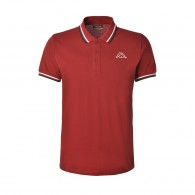 Esmo red polo for men