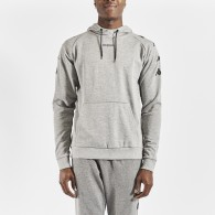 Kortus grey sweatshirt for men