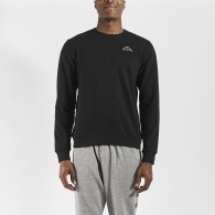 Kori black sweatshirt for men
