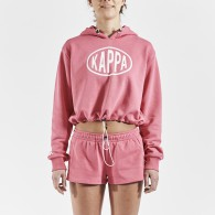 Elanta pink sweatshirt for women