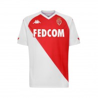 Kid - AS Monaco 20-21 Home Jersey