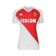 AS Monaco Home Womens Jersey