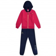 Clarus - Pink Tracksuit for Girls