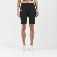Dicles black shorts for women