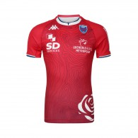 Jersey for Men - Kombat Pro Away FC Grenoble Rugby