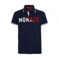 Robe di Kappa Andre Polo x AS Monaco