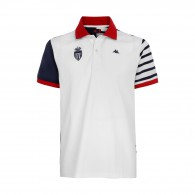 Robe di Kappa Aubin Polo x AS Monaco