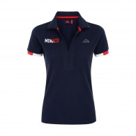 Robe di Kappa Cecile Polo x AS Monaco