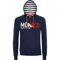 Robe di Kappa Bernard Sweat x AS Monaco